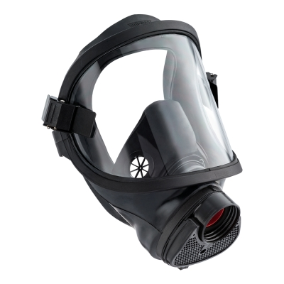 Full-Face Gas Mask fast-lock 2 points